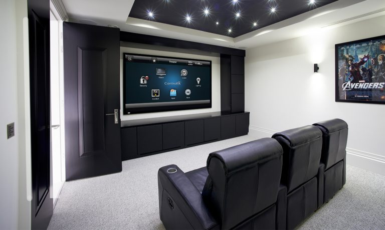 Home Entertainment Home Theater Media Rooms Jcl